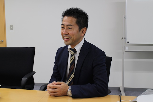 ウィルソン・ラーニングワールドワイド株式会社 グローバル営業部長 兼 イノベーションセンター 三浦英雄さん