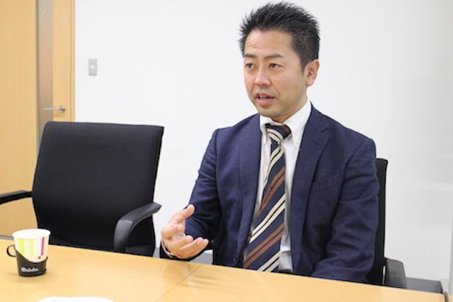 未来の越境リーダーを支える仕組みの重要性を語る三浦さん