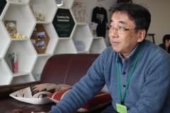 富士通研究所 R&D戦略本部協創推進PJプロジェクト・ディレクター 岡田誠さん