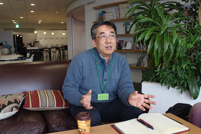 複数視点からのアプローチが重要と語る岡田さん