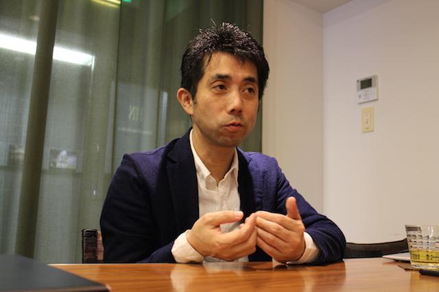 パターン・ランゲージの様々な活用イメージを語る中川社長