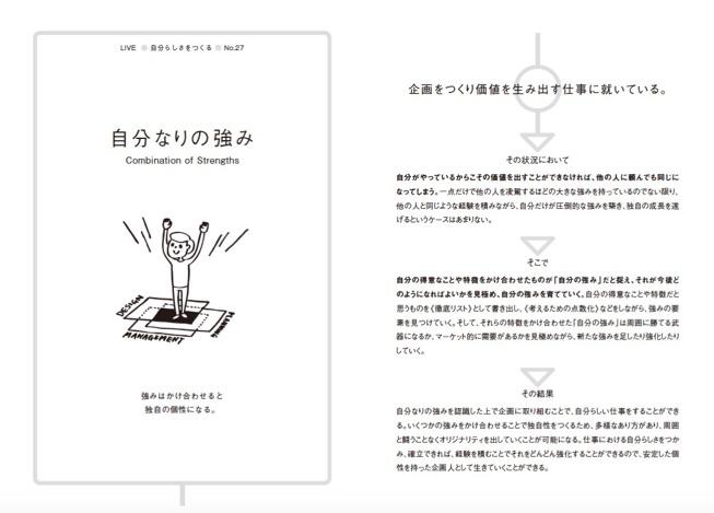 「Project Design Patterns」No27. 自分なりの強み