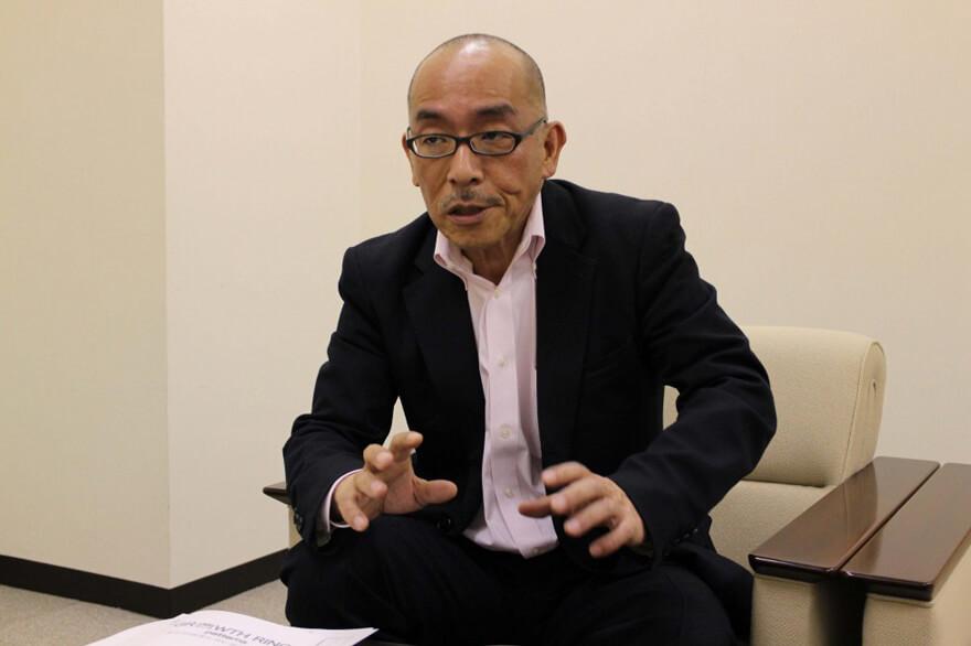 大日本印刷株式会社 研修部 岩波純生氏