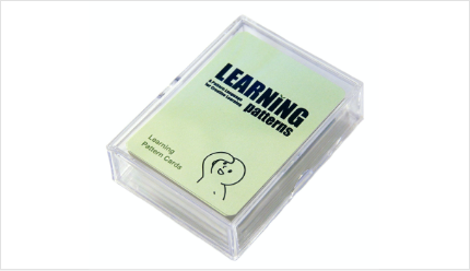 【英語版】Learning Pattern Cards<カード>